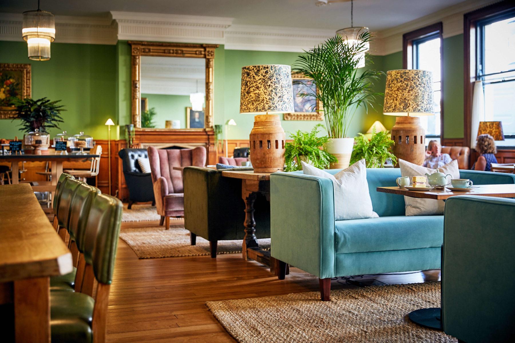 The Garrick Lounge, Hereford