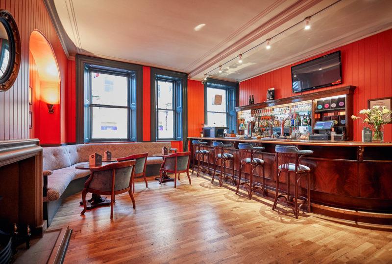 The Orange Bar