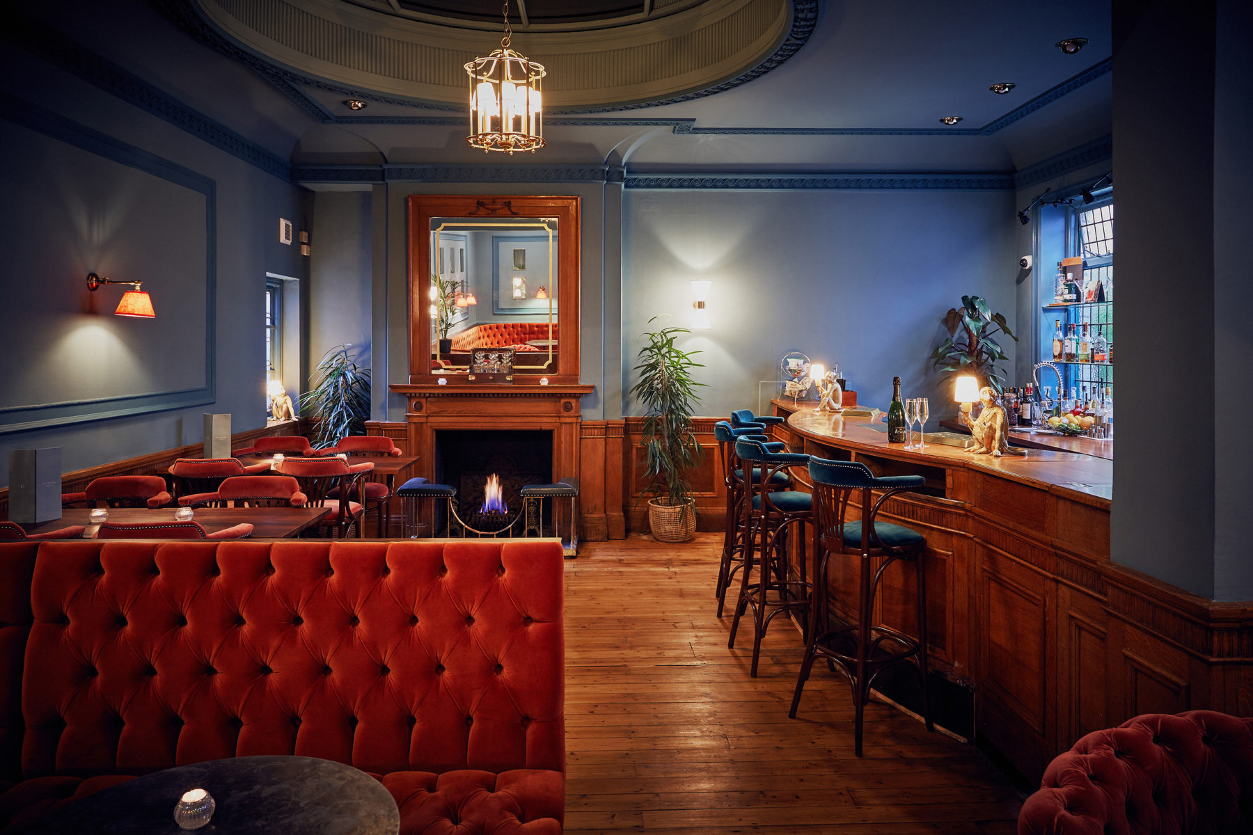 The Offa Bar, Hereford's most stylish cocktail venue